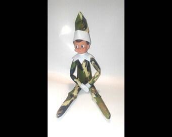 Elf Camo Boy