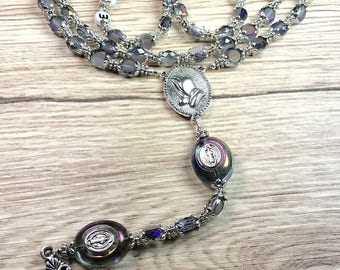 Personalized Rosary EMMA
