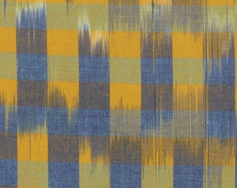15107 Anna Maria Horner  Loominous Checkered past in lantern color  -  1/2 yard