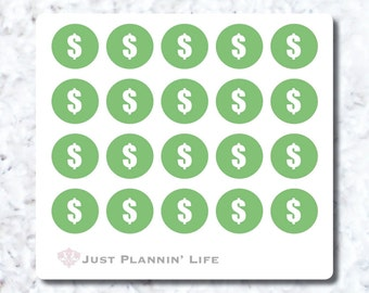 Budget Stickers