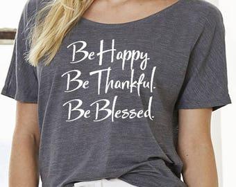Inspirational Shirts for Women - Inspirational Gifts - Off the Shoulder Tee - Flowy Shirt - Inspiration Shirts - Inspirational Her