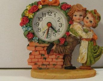 COUPLE ALARM CLOCK