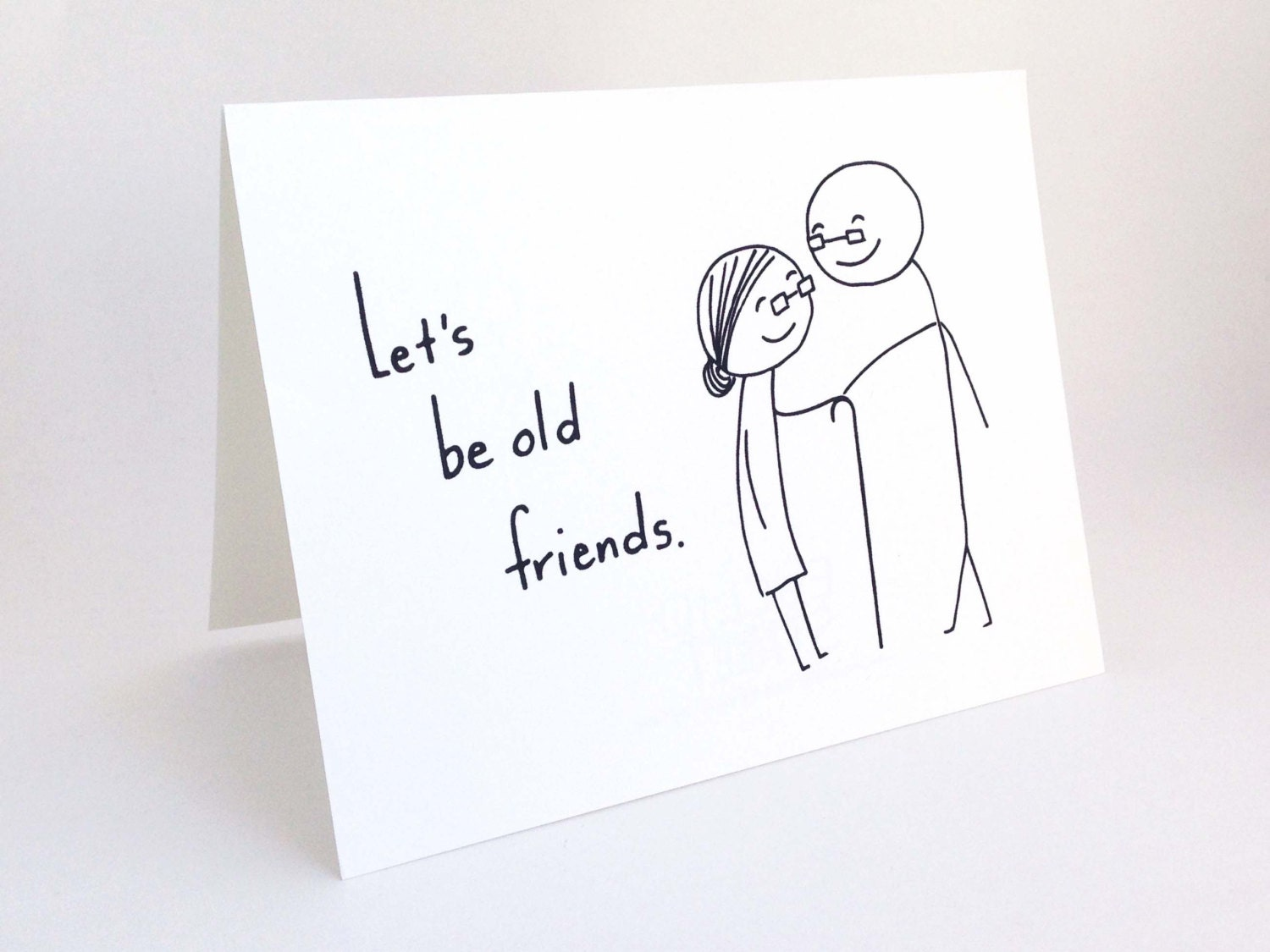 Funny Love Card for Girlfriend  Romantic Birthday Card for
