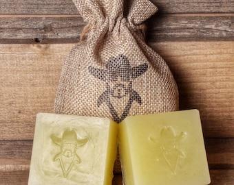Honest Outlaw Argan Oil Beard Soap
