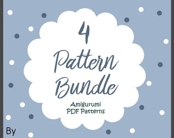Four Pattern Bundle!