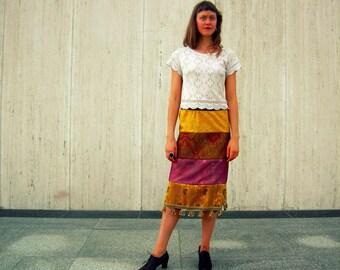 Vintage romantic skirt