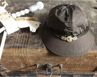 Vintage VERSACE Nylon Hat