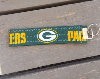 Green Bay Packers Key Fob