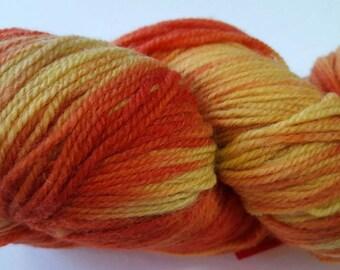 FEZA ARTIST - Hand Dyed Merino Wool Sock Weight-#2021