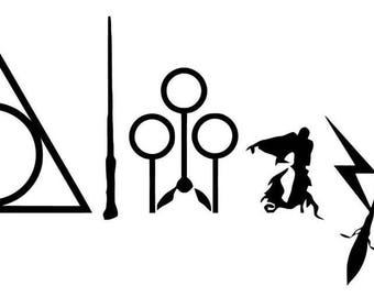 Harry Potter Always Counted Cross Stitch Pattern