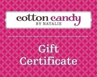 Camera Strap Gift Certificate