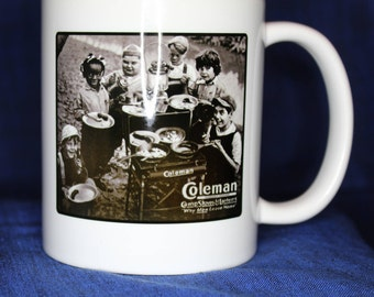Our Gang 11oz. Ceramic Mug