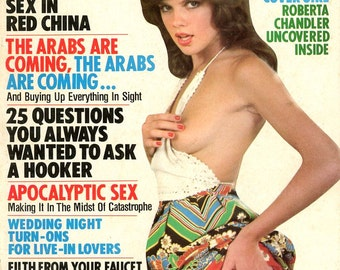 chinese lesbian hookers - Magazine - Men Magazine Nancy Suiter Cover w/brunette wig Arabs Hookers  China Lovers Filth