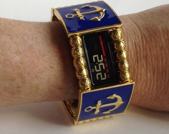Garmin VivoFit 1 Bracelet And 2 Nautical With Window In Blue
