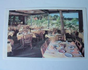 Tea house of the Maui, HI  postcard (#B 55)