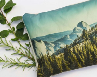 Yosemite Half Dome Relaxation Pillow, Heat Therapy, Heat Pack, Microwavable Heat Pad, Body Comfort Heat Packs, Heating Pad,