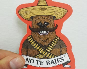El Chuy Vinyl Sticker