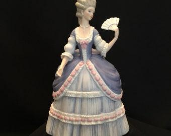 "Lenox - Porcelain Sculpture - ""Governor's Garden Party"""