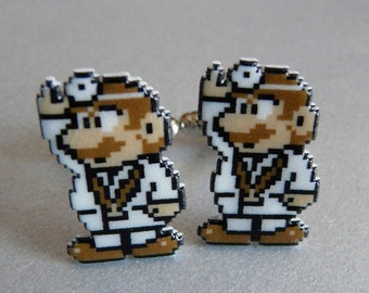 the doctor is in - dr. mario cufflinks