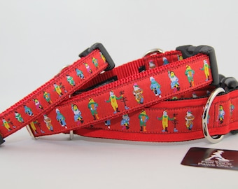 Mummers Dog Collar