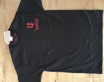 ED Warrior T Shirt - Black