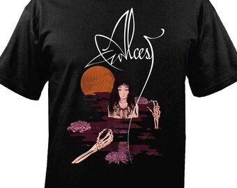 Alcest Tshirt ecailles de Lune