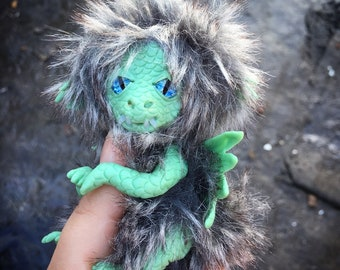 dragon monster pocket beast little tot