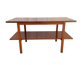 Coffee table, 60s, mid century, modern, design, vintage, Coffeetable
