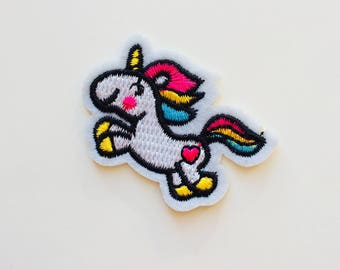 Unicorn | Pink | Patch | Cute | Hipster | Trendy | Emo | DIY | Fashion | Retro