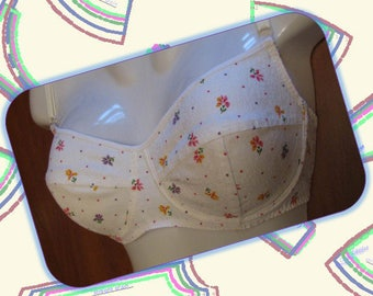 Bra PATTERN. Bra sewing PATTERN. multi sizes AA, A, B, C, D. Eve bra. Instant download pdf sewing pattern.
