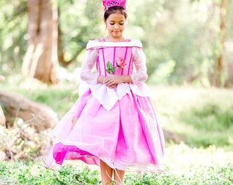 Sleeping Beauty/ Princess Aurora/ Princess Aurora dress/ sleeping beauty costume/ sleeping beauty dress