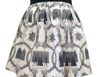 Pride & Prejudice Full Skirt