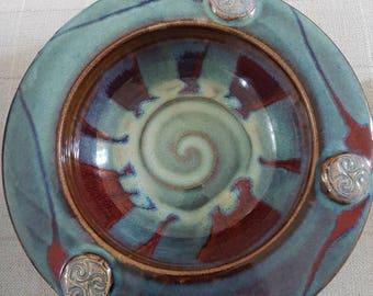 Colm de Ris Irish Pottery - Fruit Bowl
