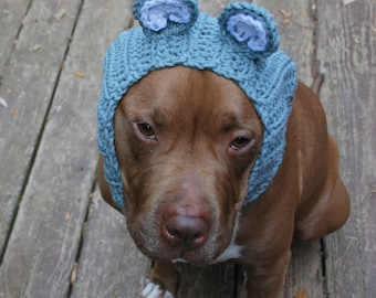 Dog Snood Hippo MADE TO ORDER