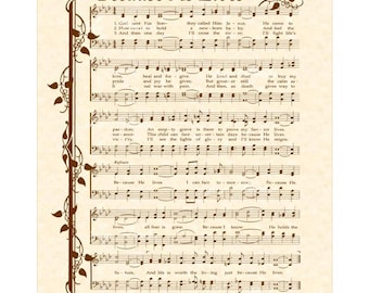 one day at a time hymn pdf