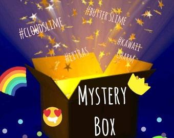 Mystery Slime Box (10oz -15oz) Great Birthday Gift