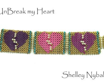 UnBreak my Heart Kit  -  Multi-Colored Hearts