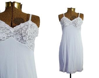 Vintage Lingerie Vintage Lace Slip Mint Lingerie Dress White Lace Bridal Lingerie Bridal Slip Silk Slip Lingerie Vintage Slip Dress Pastel