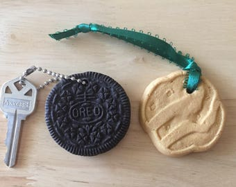 Cookie Ornament or Keychain