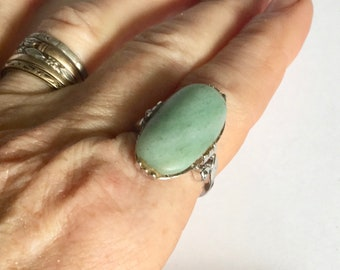 vintage Clark and Coombs ring, size 8.25