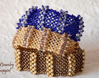 Charlotte Columns RAW Bracelet