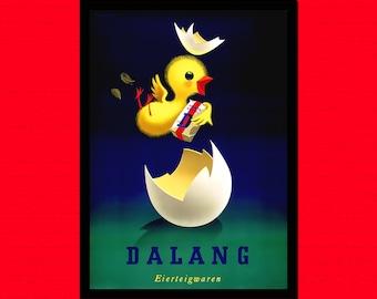 Dalang Vintage Pasta Print -  Pasta Poster Kitchen Decor Dalang Poster Kitchen Food Poster Italian Food  t