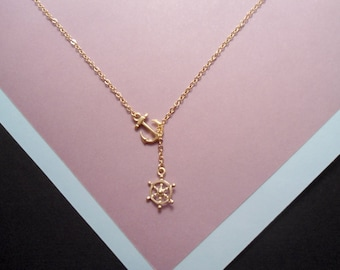 leaves lariat necklace double leaf necklace gold leaf