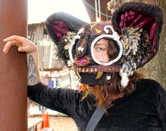 Chiroptera Bat Mask
