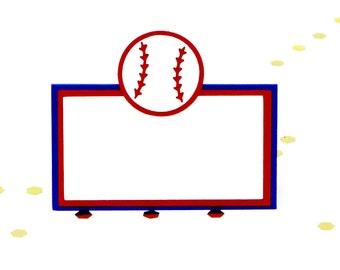 Baseball Food Tents