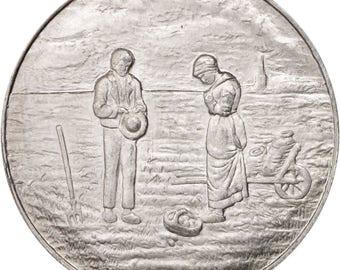 france medal galeries rémoises l'angélus business & industry 1923