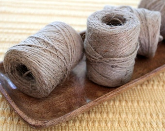 Jute Twine - 800 Feet - Wholesale - Gift Wrap - Rustic - 3 Ply - Christmas Wrap - Holiday Crafting