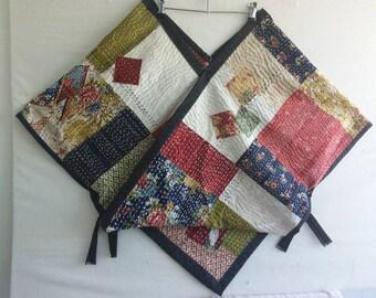 Kimono inspired Poncho