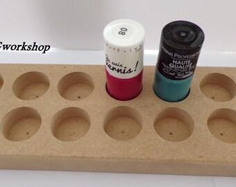Nail Polish lacquer tray