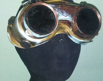 The Boiler Room Cosplay Goggles
